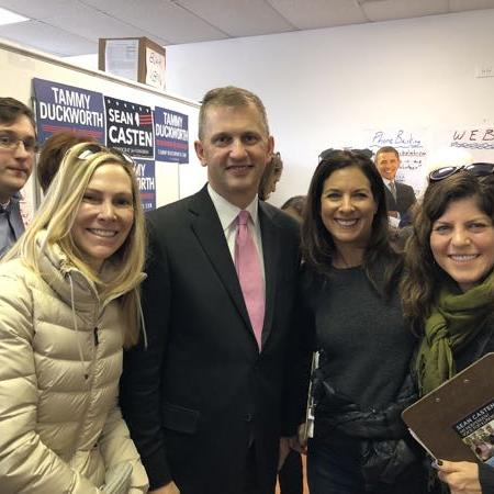 GOTV for Sean Casten in Illinois