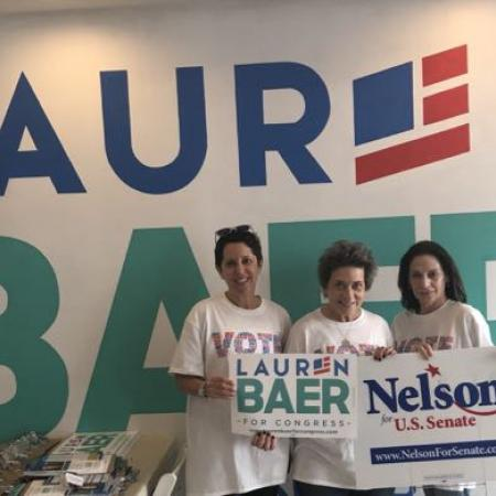 GOTV for Lauren Baer in Florida