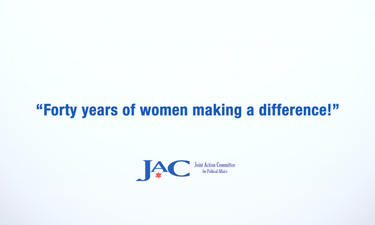 Watch JAC's 2020 Video - 40 Years of Making a Difference